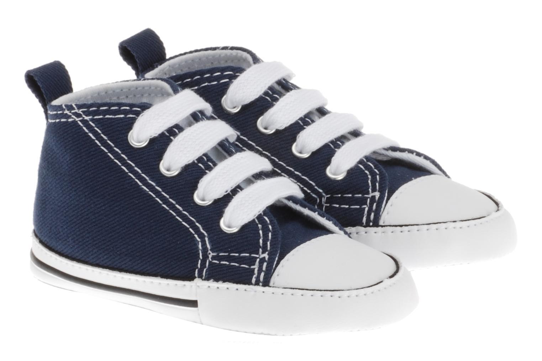 Baskets Converse First Star Cvs Bleu vue détail/paire