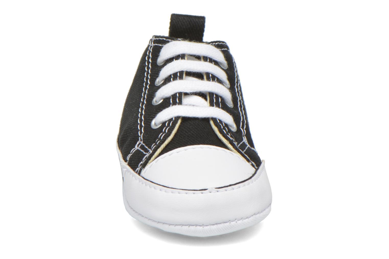 Sneaker Converse First Star Cvs schwarz schuhe getragen