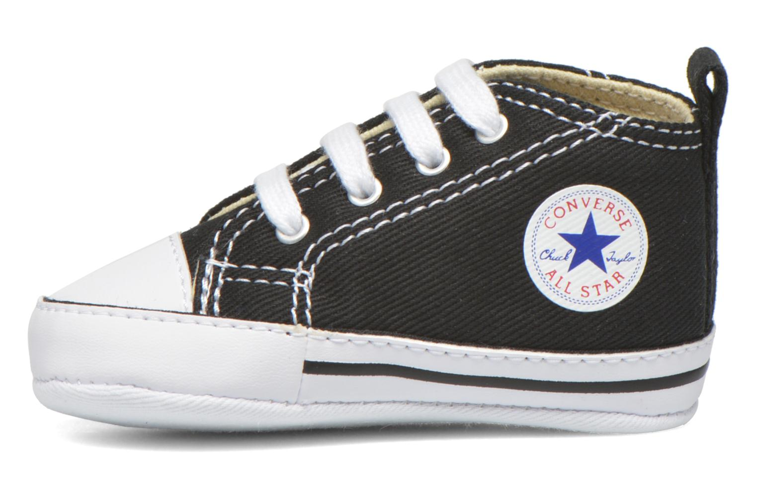 Baskets Converse First Star Cvs Noir vue face