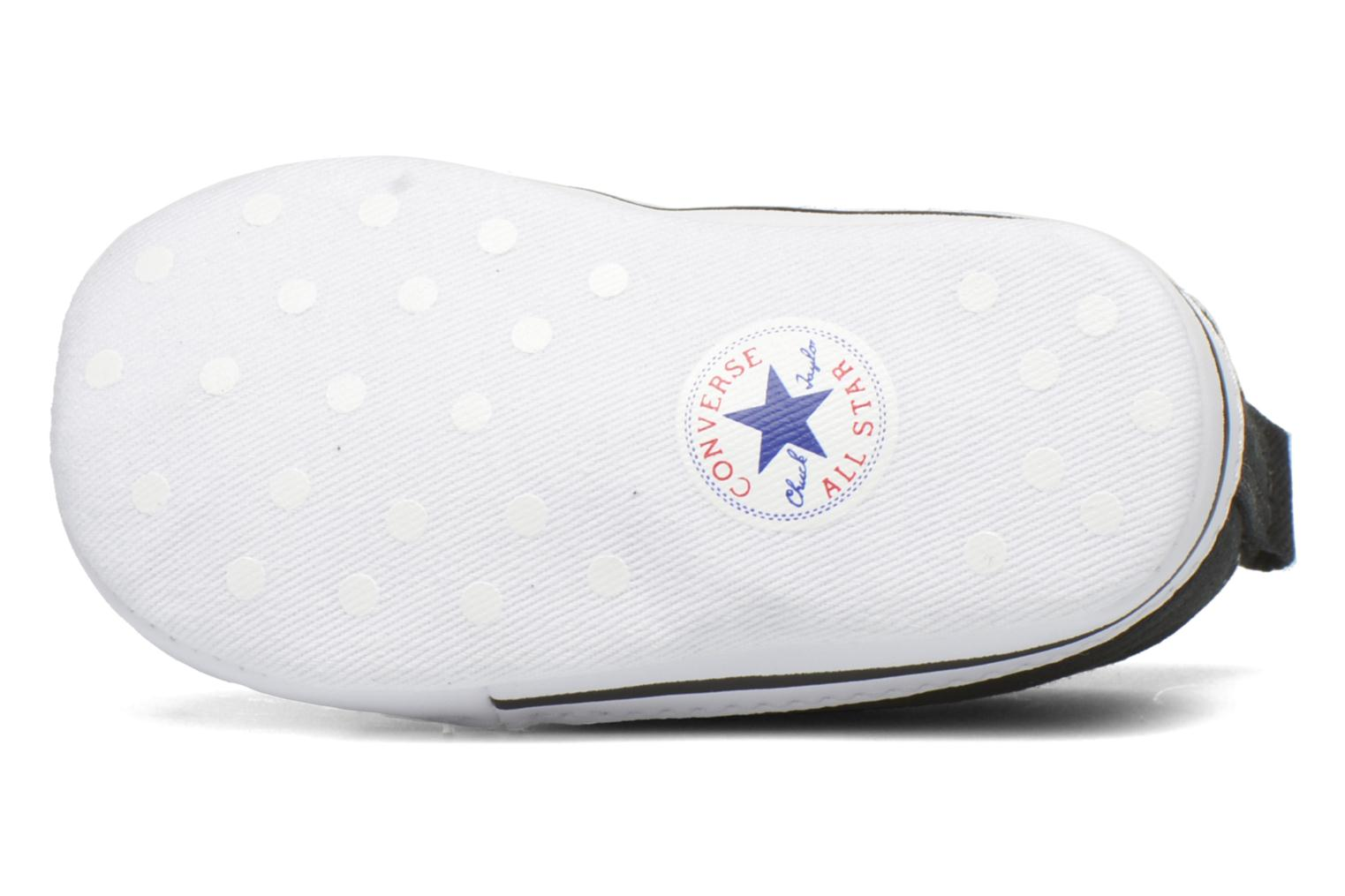 Baskets Converse First Star Cvs Noir vue haut