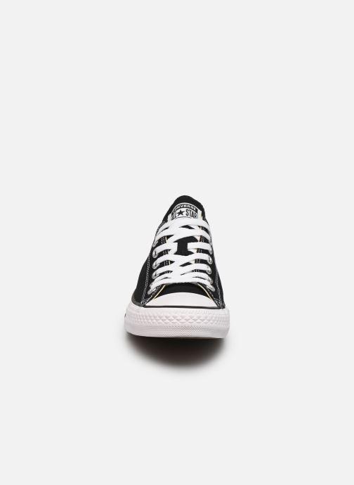 Baskets Converse Chuck Taylor All Star Ox M Noir vue portées chaussures