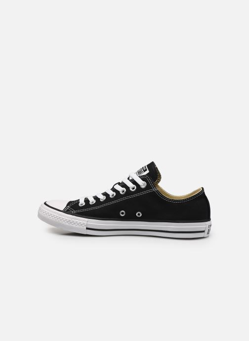 Sneakers Converse Chuck Taylor All Star Ox M Nero immagine frontale