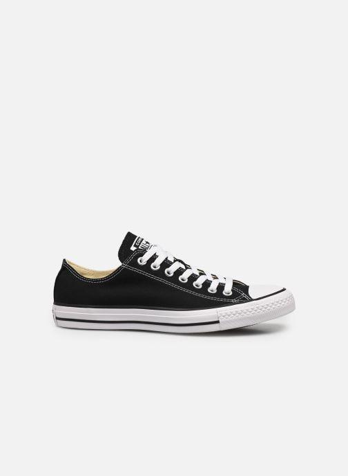 Sneaker Converse Chuck Taylor All Star Ox M schwarz ansicht von hinten
