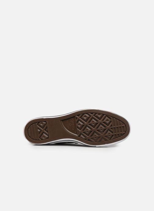 Sneakers Converse Chuck Taylor All Star Ox M Nero immagine dall'alto