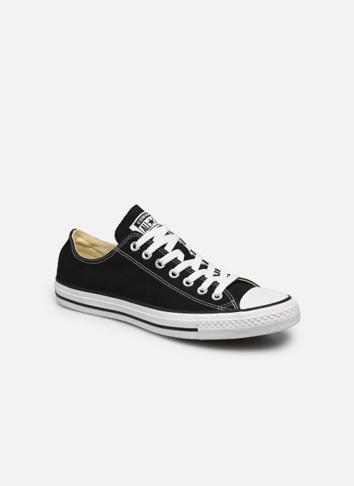 Trainers Converse Chuck Taylor All Star Ox M Black detailed view/ Pair view