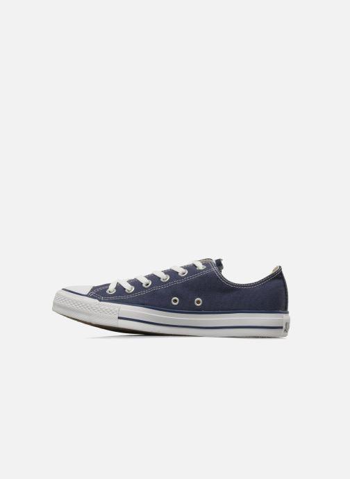 Sneakers Converse Chuck Taylor All Star Ox M Azzurro immagine frontale