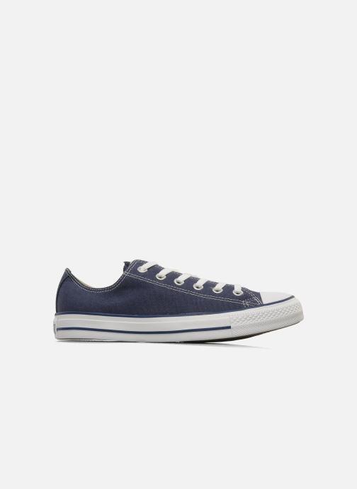 Sneakers Converse Chuck Taylor All Star Ox M Azzurro immagine posteriore