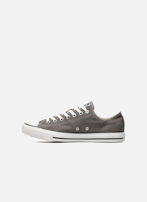 Sneakers Converse Chuck Taylor All Star Ox M Grijs voorkant
