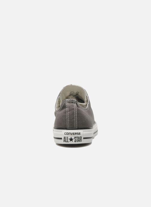 Sneakers Converse Chuck Taylor All Star Ox M Grå Se fra højre