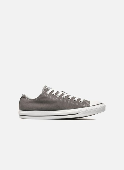 Sneaker Converse Chuck Taylor All Star Ox M grau ansicht von hinten