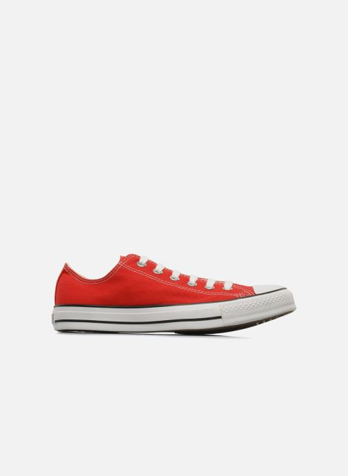 Sneakers Converse Chuck Taylor All Star Ox M Rosso immagine posteriore