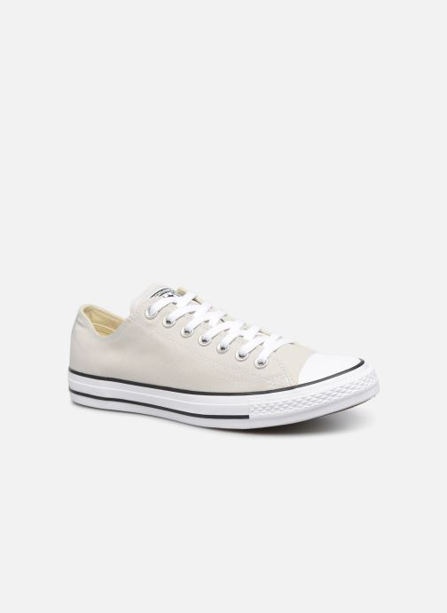 Baskets Converse Chuck Taylor All Star Ox M Gris vue détail/paire