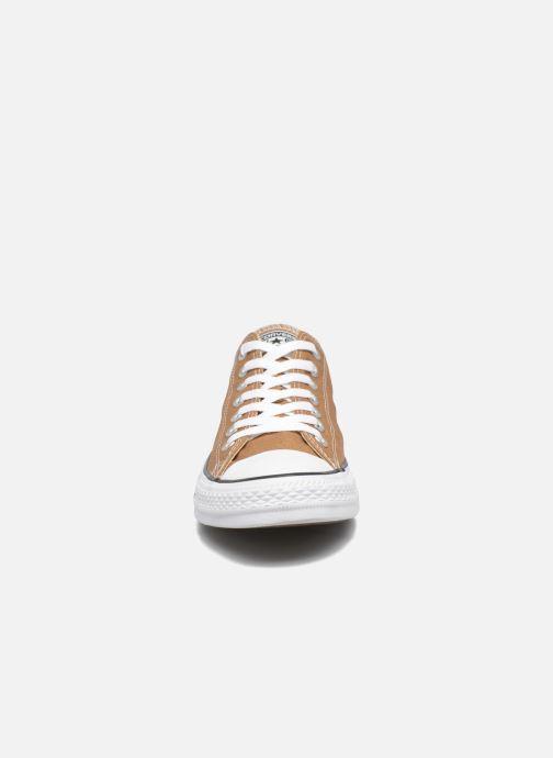 Sneaker Converse Chuck Taylor All Star Ox M braun schuhe getragen