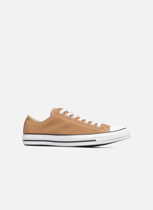 Sneaker Converse Chuck Taylor All Star Ox M braun ansicht von hinten