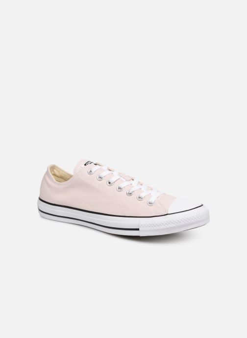 Sneaker Converse Chuck Taylor All Star Ox M rosa detaillierte ansicht/modell