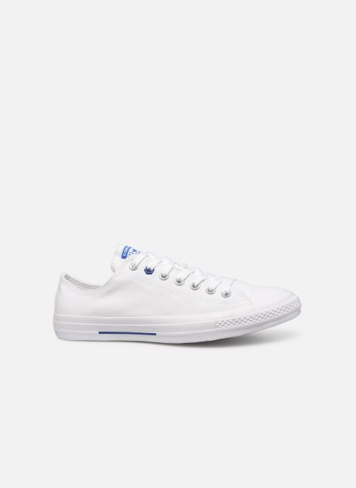 Trainers Converse Chuck Taylor All Star Ox M White back view