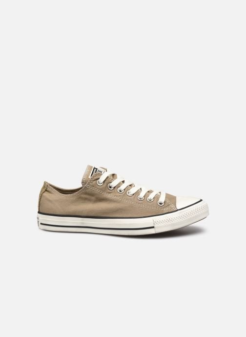 Trainers Converse Chuck Taylor All Star Ox M Brown back view