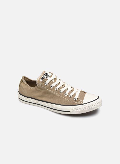 Sneakers Converse Chuck Taylor All Star Ox M Marrone vedi dettaglio/paio