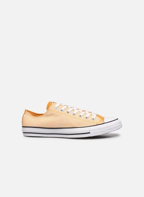 Sneakers Converse Chuck Taylor All Star Ox M Giallo immagine posteriore