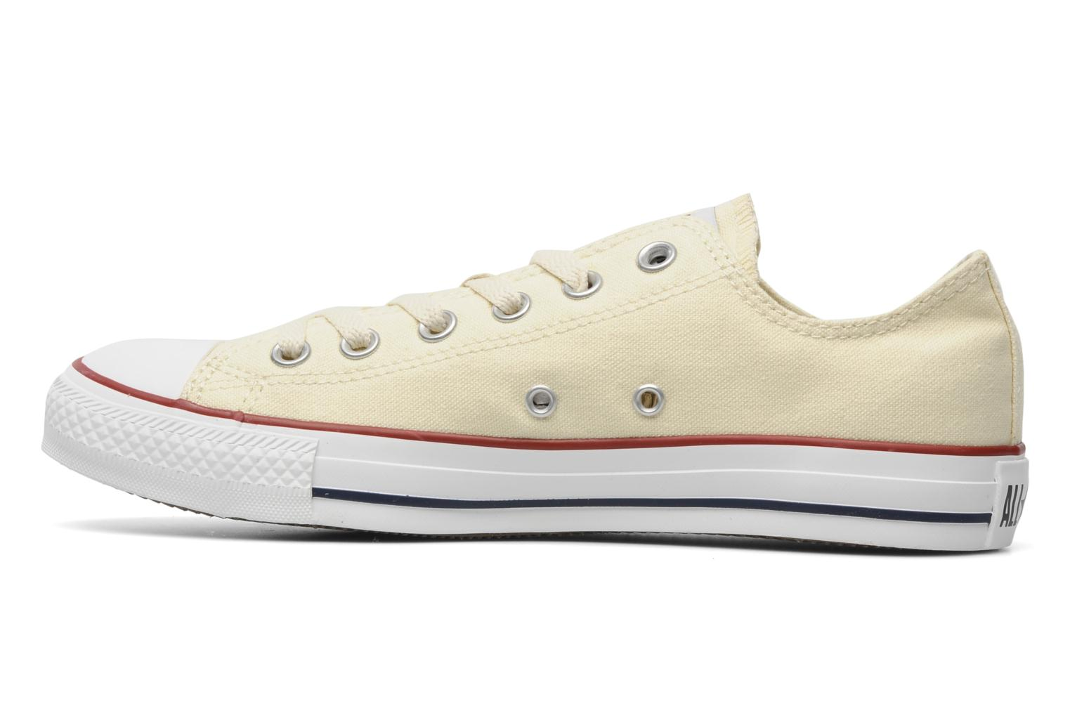Sneakers Converse Chuck Taylor All Star Ox M Beige voorkant