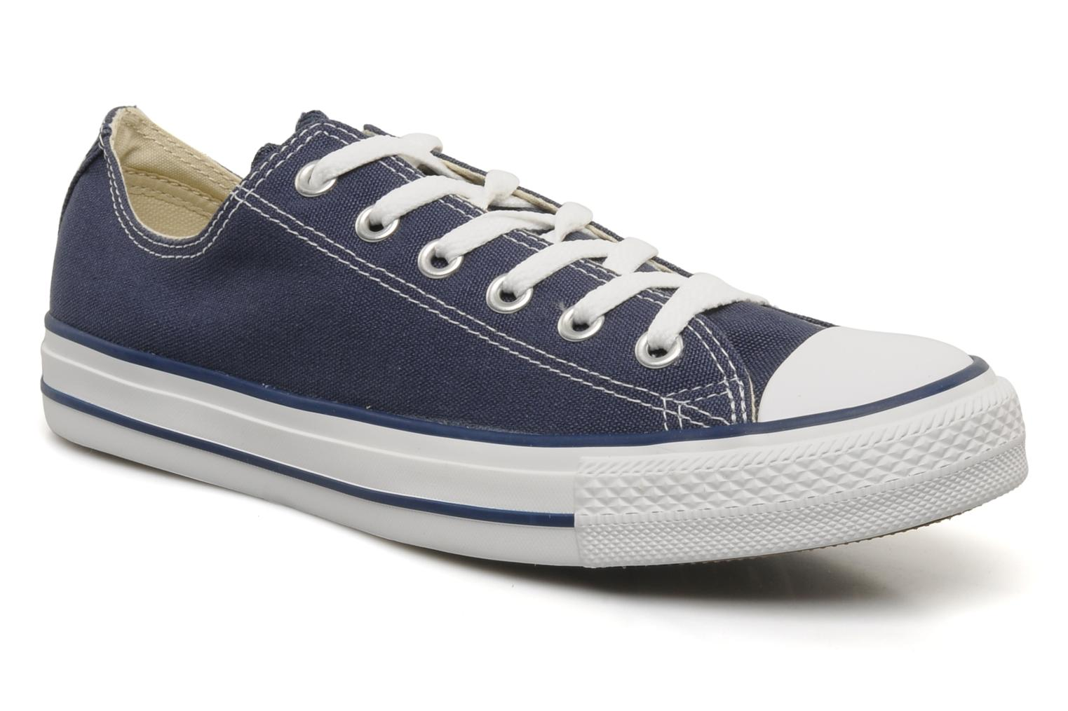 Trainers Converse Chuck Taylor All Star Ox M Blue detailed view/ Pair view