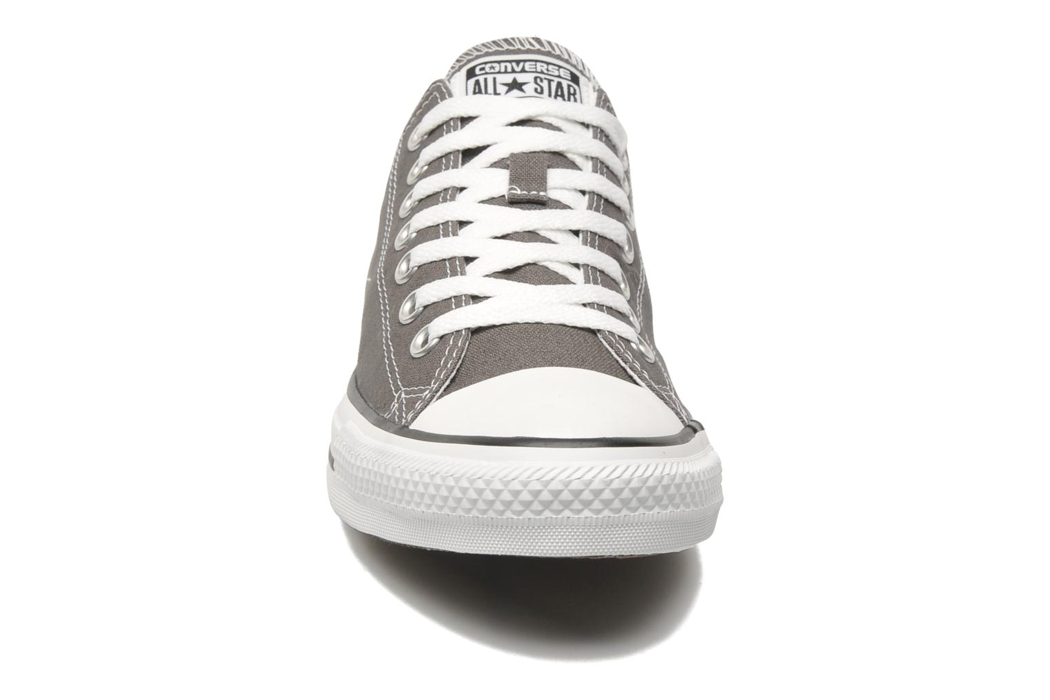 Trainers Converse Chuck Taylor All Star Ox M Grey model view
