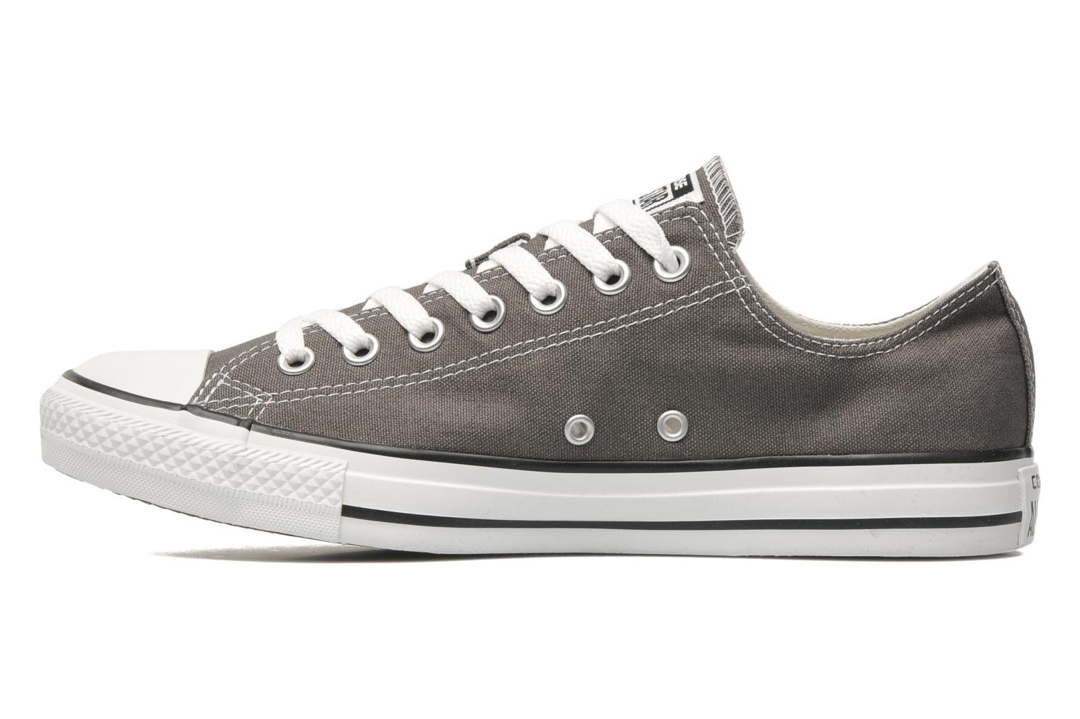Sneakers Converse Chuck Taylor All Star Ox M Grigio immagine frontale