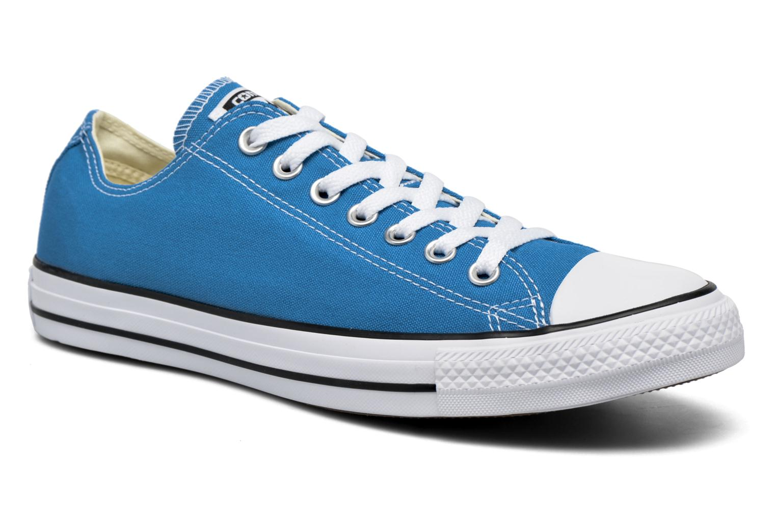 Sneakers Converse Chuck Taylor All Star Ox M Blauw detail