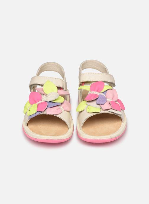 Sandales et nu-pieds Camper Twins Kids Multicolore vue portées chaussures