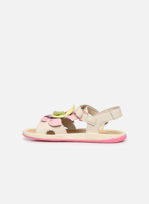 Sandali e scarpe aperte Camper Twins Kids Multicolore immagine frontale