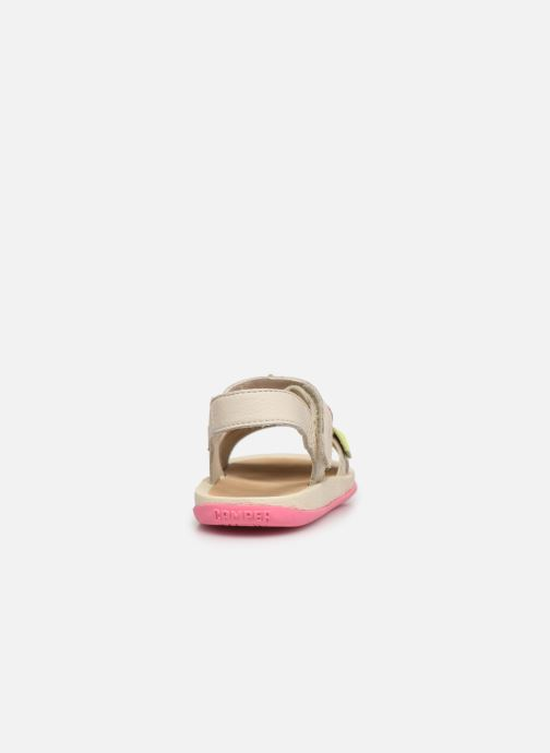 Sandalias Camper Twins Kids Multicolor vista lateral derecha