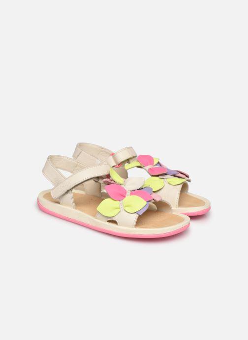 Sandales et nu-pieds Camper Twins Kids Multicolore vue détail/paire