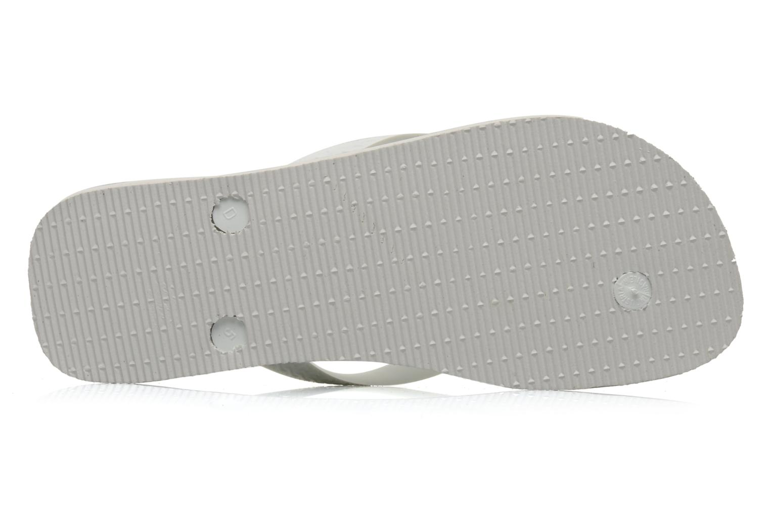 Flip flops Havaianas Brazil H White view from above