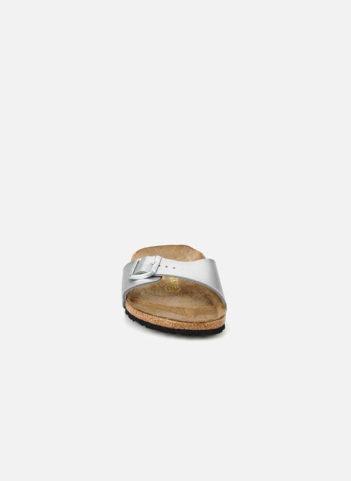 Clogs og træsko Birkenstock Madrid Flor W (Smal model) Sølv se skoene på