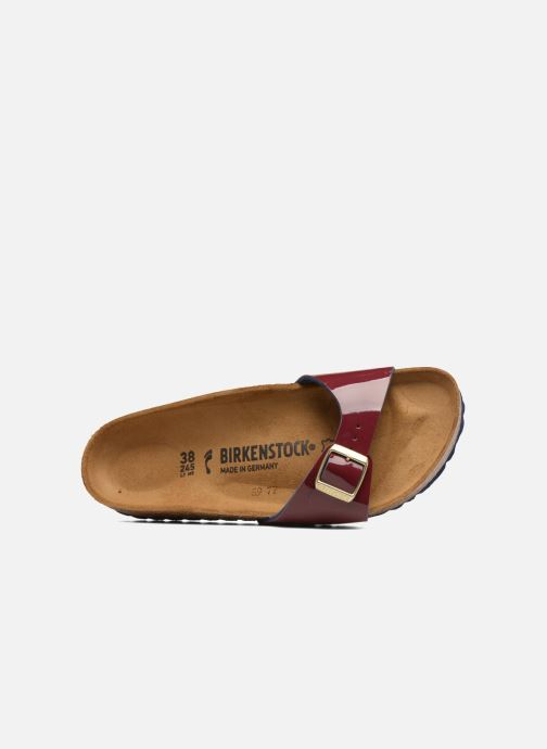 Mules & clogs Birkenstock Madrid Flor W Burgundy view from the left