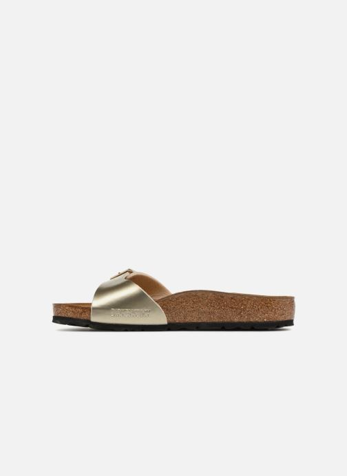 Mules & clogs Birkenstock Madrid Flor W Bronze and Gold front view