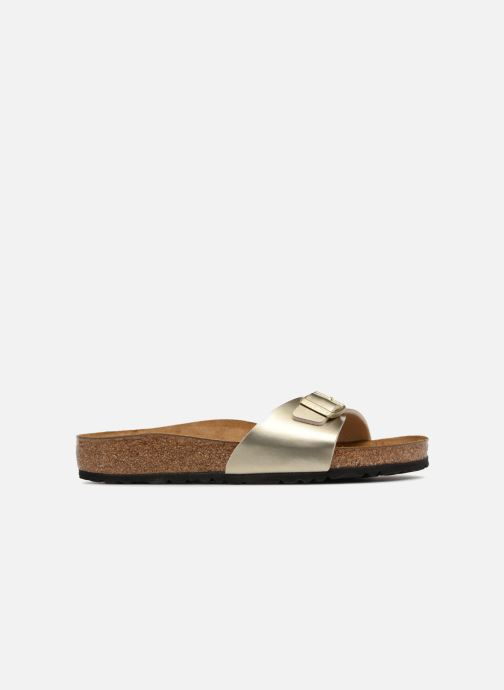 Mules & clogs Birkenstock Madrid Flor W Bronze and Gold back view