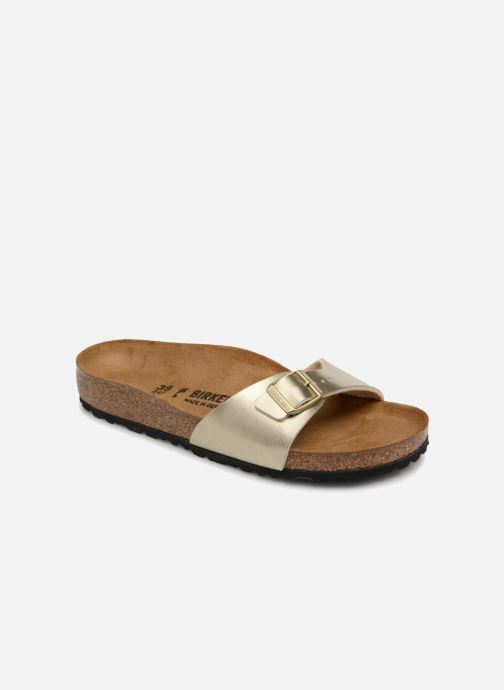 promo code 0462d 71661 Birkenstock Madrid Flor W (Bronze and Gold) - Mules & clogs ...