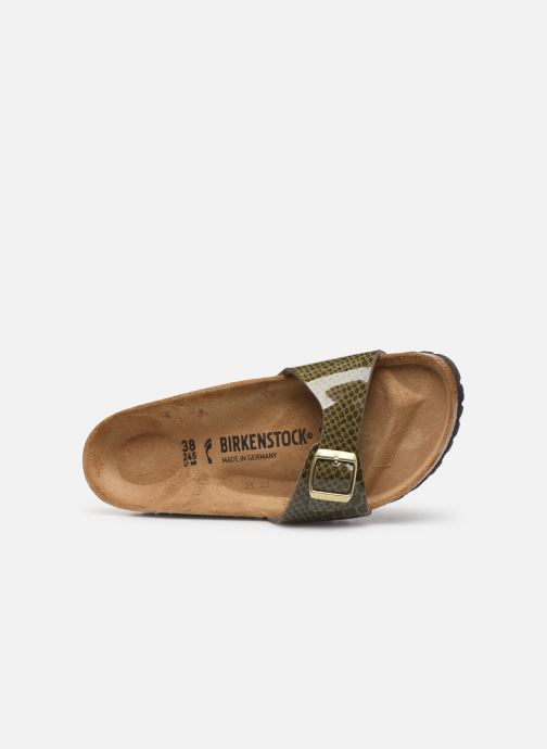 Wedges Birkenstock Madrid Flor W Groen links