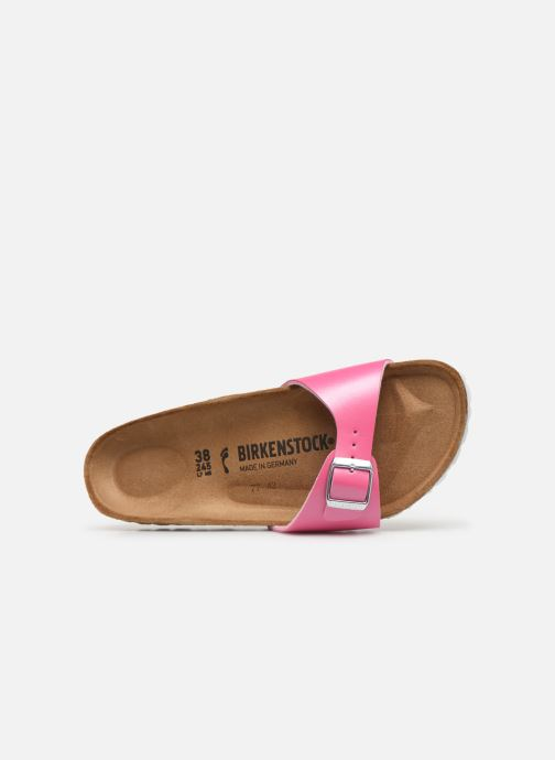 Mules & clogs Birkenstock Madrid Flor W Pink view from the left