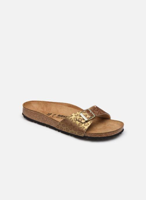 Clogs & Pantoletten Birkenstock Madrid Flor W gold/bronze detaillierte ansicht/modell
