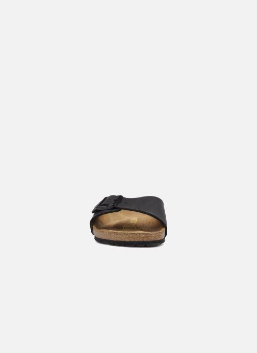 Clogs og træsko Birkenstock Madrid Flor W (Smal model) Sort se skoene på