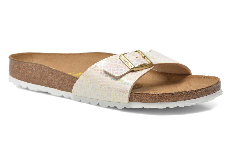 Los Los Los zapatos más populares para hombres y mujeres  Birkenstock Madrid Flor W (Multicolor) - Zuecos en Más cómodo 99ae70
