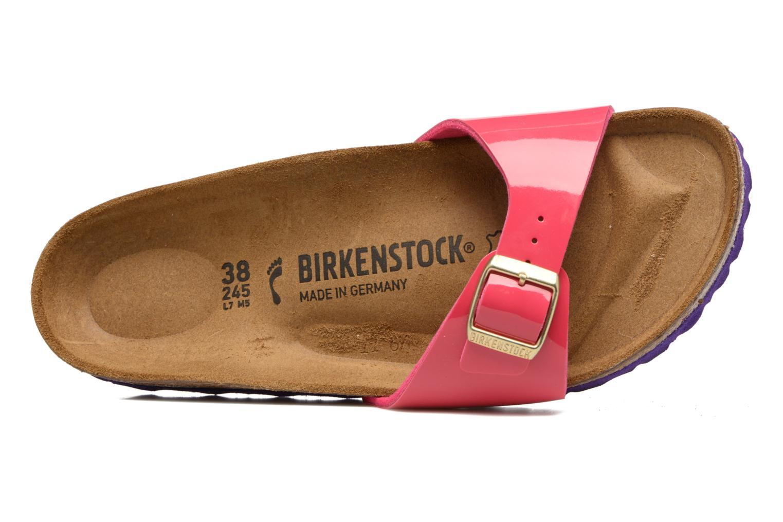 Mules et sabots Birkenstock Madrid Flor W Rose vue gauche