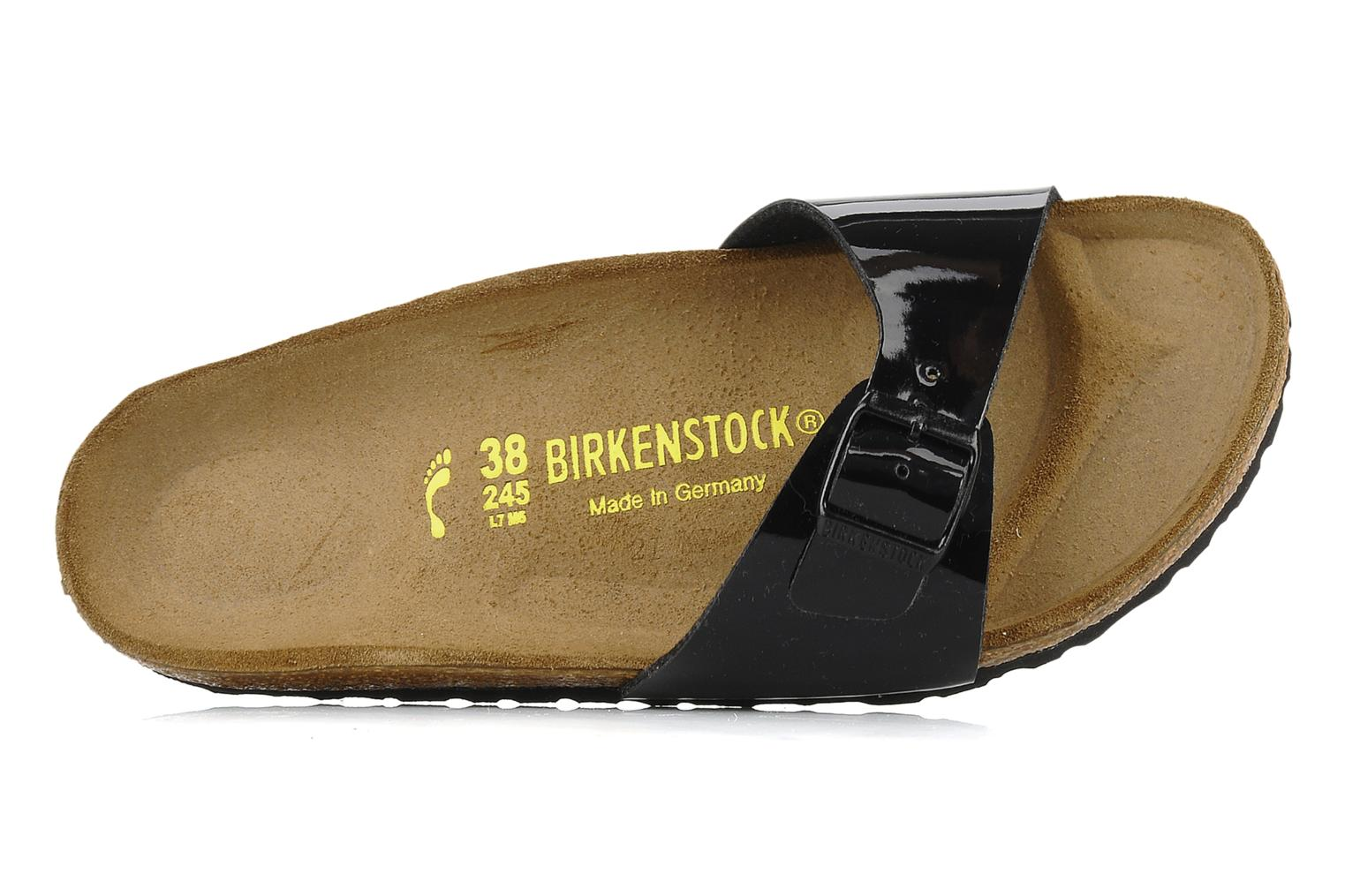 Mules & clogs Birkenstock Madrid Flor W Black view from the left