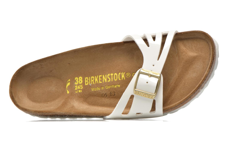 Mules et sabots Birkenstock Molina Flor W Blanc vue gauche
