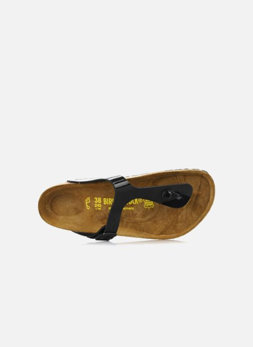 Mules & clogs Birkenstock Gizeh Flor W Black view from the left
