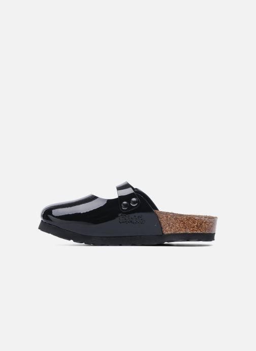 Sandales et nu-pieds Birkenstock Maria Flor E Noir vue face