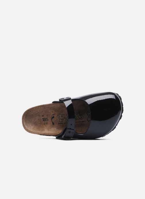Sandales et nu-pieds Birkenstock Maria Flor E Noir vue gauche