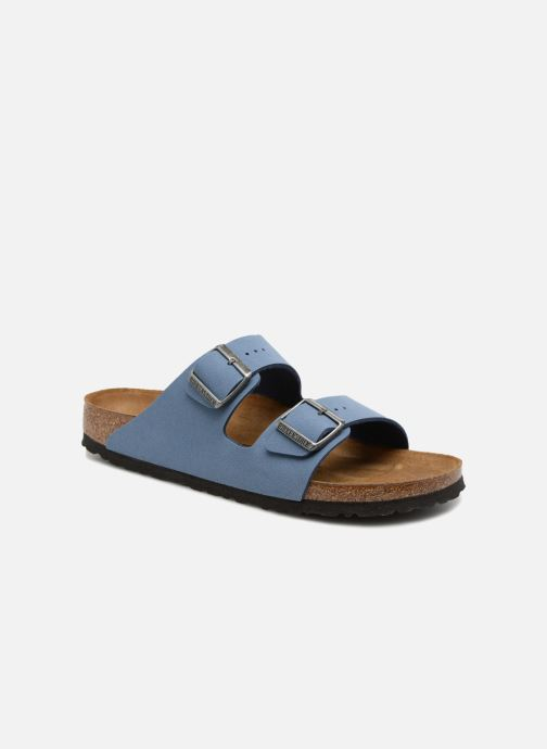 Sandali e scarpe aperte Birkenstock Arizona Flor M Azzurro vedi dettaglio/paio